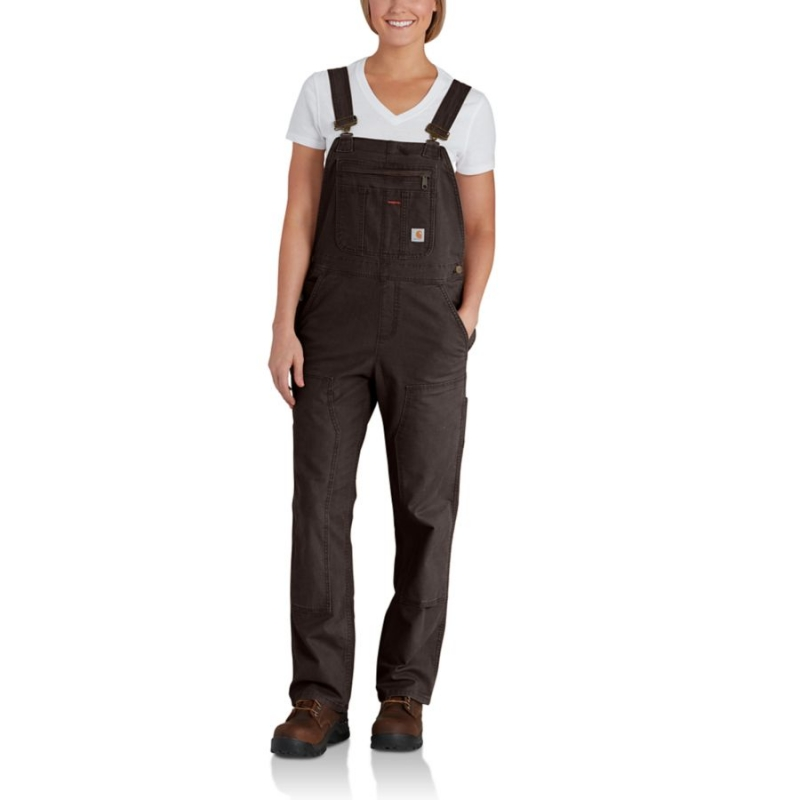 Carhartt Crawford Double Front Bib Overalls